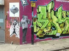 Shoreditch London E2