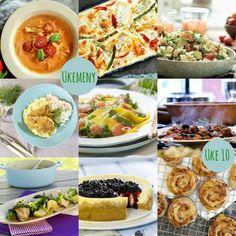 Ukemeny for uke 10 Sashimi, Bacon, Salad, Dessert, Ethnic Recipes, Food, Dessert Food, Deserts, Essen