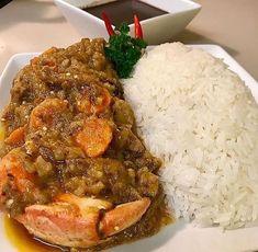 Haitian Food Legume, Haitian Food Recipes, Vegan Recipes, Snack Recipes, Snacks, Vegan Meals, Caribbean Recipes, Caribbean Food, Puerto Rican Recipes