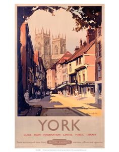 York Street  Guide from information center