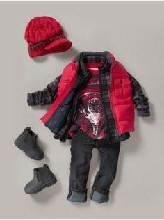 Little Boy Fashion Trends Toddler Boy Fashion, Little Boy Fashion, Toddler Boy Outfits, Toddler Boys, Kids Outfits, Kids Fashion, Gap Kids, Winter Fashion, Little Man Style