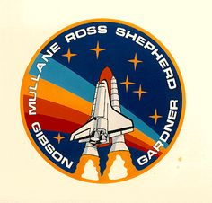 cool space mission patch - photo #9