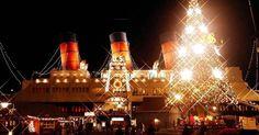 ディズニーシーの「クリスマス・ウィッシュ」はちょっぴり大人なクリスマス♪| Find Travel(ファインドトラベル)