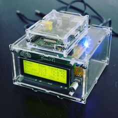 Insta-Arduino   BrewPi, created by a German guy who loves drinking...