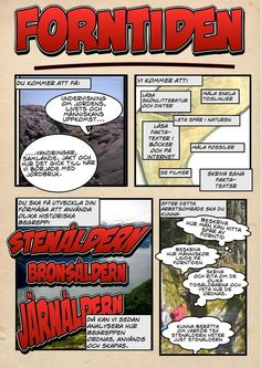 Kreativt berättande | Ullis skolsida