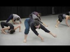 BDCMoves: Contemporary Floorwork with Tracie Stanfield - YouTube