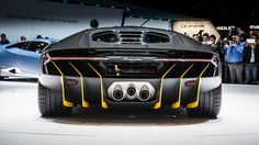 Lamborghini Centenario- my new monster