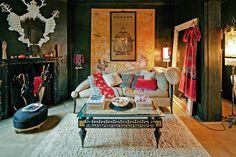 70 moderne, innovative Luxus Interieur Ideen fürs Wohnzimmer - luxus asiatisch einrichtung modern wohnbereich