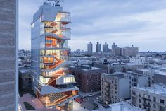 Roy and Diana Vagelos Education Center by Diller Scofidio + Renfro — A As Architecture Architecture Design, Architecture Awards, Amazing Architecture, System Architecture, Public Architecture, Education Architecture, Architecture Visualization, Contemporary Architecture, Zaha Hadid