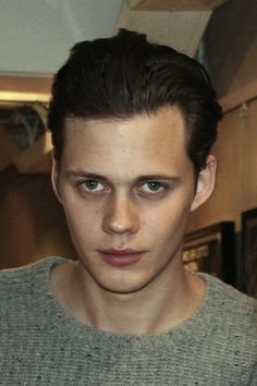 Image result for bill skarsgård