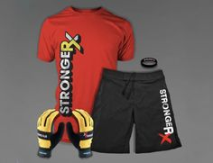 #Giveaway: Win 1 of 4 #CrossFit Member Kits from StrongerRx