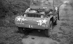 "Jeep Willys MB ""Memphis Belle"""