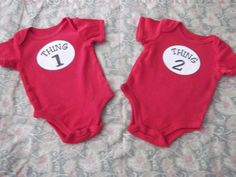 Made this for a friend who was having twins. I think I make a tshirt for owen and one for the baby :)