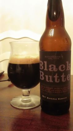 Deschutes Black Butte XXIII. Review: http://celebratethesuds.blogspot.com/2012/11/quick-sips-deschutes-black-butte-xxiii.html