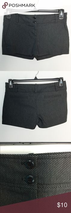 Black Wet Seal Shorts Excellent Condition Womens Ladies medium Size M