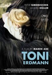 'Toni Erdmann' Poster: Sasquatch Hugs His Daughter in Maren Ade's Cannes-Bound Drama Streaming Movies, Hd Movies, Movies To Watch, Movies Online, Movies And Tv Shows, Movie Tv, 2016 Movies, Movies Free, Streaming Vf