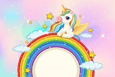 Free Vector   Cute unicorn with blank banner Unicorn Eyes, Cartoon Unicorn, Unicorn Art, Cartoon Background, Pastel Background, Background Patterns, Cute Rainbow Unicorn, Cute Unicorn, Unicorn Wallpaper Cute