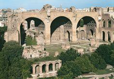 Hellenistisk tid: Basilika Nova, Rom, 307 - 15 e.Kr.