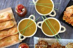 Pea soup, The time has really come for a recipe for such a tasty pea soup on the site. Pea Soup, Soups, Tacos, Ethnic Recipes, Food, Soup, Meals, Soup Appetizers, Yemek
