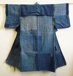 Back: A 19th Century Boro Work Coat: Great Old Cottons