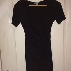 New h&m dress No tags but brand new dress from h&m. Super fitted and elegant.  Has side design. H&M Dresses
