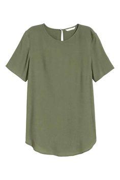 Short-sleeved top | H&M