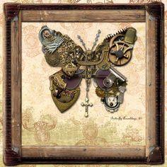 Butterfly Assemblage ~ Karen Bowers