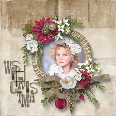 """NEW*NEW*NEW """"Christmas Wishes"""" 6-pack ~ PLUS FWP by DitaB Designs save 68% http://www.pickleberrypop.com/shop/product.php?productid=47192 photo Irina Grishina use with permission"""
