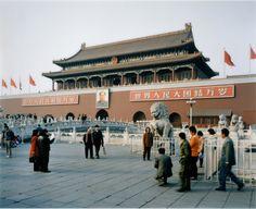 Thomas Struth, Tien An Men, Beijing, 1997