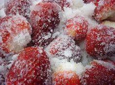 Φράουλα γλυκό κουταλιού από το ωραιότερο !!!! ~ ΜΑΓΕΙΡΙΚΗ ΚΑΙ ΣΥΝΤΑΓΕΣ Raspberry, Fruit, Sweet, Recipes, Food, Baking, Rezepte, Essen, Raspberries