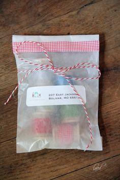 easy soap packaging