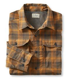 #LLBean: Cresta Trail Shirt