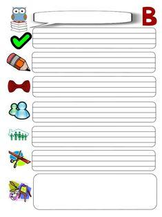 Υλικό για δημιουργία λεξικού για τους μαθητές της Γ΄ τάξης (έγχρωμη έ… Projects To Try, Playing Cards, Letters, Map, Education, Playing Card Games, Location Map, Letter, Maps