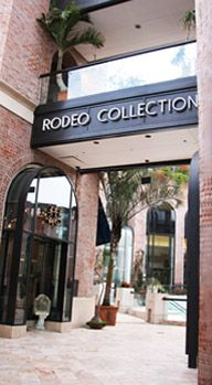 Rodeo Drive, Beverly Hills CA.