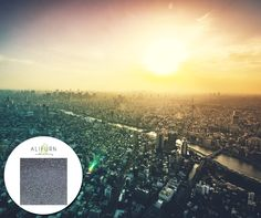 City living requires grit and a certain level of resistance! The City Grey tabletop from our Aurastone range is highly scratch and stain resistant, suitable for all weather conditions! City Living, Weather Conditions, Tabletop, Airplane View, Coast, Fabrics, Range, Outdoor Furniture, Grey