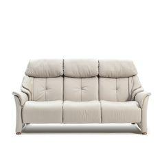 Generous plush padding and calming neutral tones define the soothing serenity of the Himolla Chester sofa range, a contemporary collection perfect to make your home a haven. Technology Design, 3 Seater Sofa, Furniture Manufacturers, Upholstered Furniture, Neutral Tones, Chester, Leather Sofa, Calming, Serenity