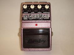 DOD FX69B Grunge Guitar Pedal -  Nice Condition!