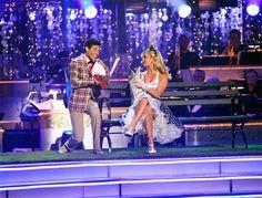 Dancing With The Stars Season 14 Spring 2012 Roshon Fegan and Chelsie Hightower Foxtrot
