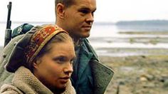 """""""Cuckoo"""" (2002). In 1944, days before the Finns pull out of the Continuation War, a Finnish soldier, in punishment for being a pacifist, is chained to a rock and left with a sniper rifle and a few day's provisions. Snipers were called Cuckoos. At the same time, a loyal Soviet soldier is arrested for anti-Soviet activity and is on his way to a court-martial that will land him a firing squad. Not far away in Lappland is the rough home of a young Sami woman, a reindeer farmer."""