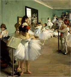 Bildergebnis für ballett degas