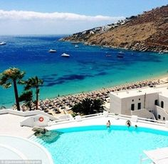 How the spoiled Rich Kids of Instagram are spending summer #dailymail