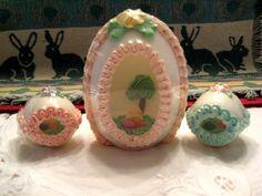 . Sugar Eggs, Desserts, Food, Tailgate Desserts, Deserts, Essen, Postres, Meals, Dessert