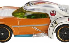 Luke Skywalker Hot Wheels Car