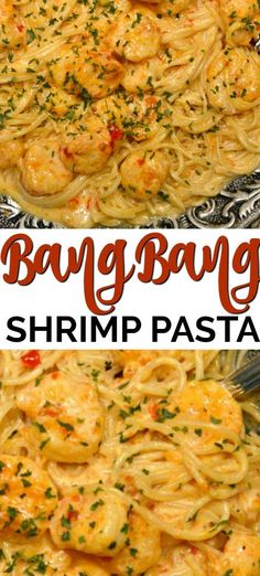 Best Shrimp Recipes, Seafood Pasta Recipes, Shrimp Recipes For Dinner, Shrimp Dishes, Fish Recipes, Healthy Shrimp Pasta, Pasta Food, Sheimp Pasta, Recipes With Cooked Shrimp
