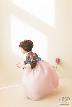 Baby Outfits Diy Kids Fashion 45 Ideas For 2019 Korean Hanbok, Korean Dress, Korean Outfits, Korean Traditional Dress, Traditional Dresses, Tutus For Girls, Diy For Girls, Trendy Baby Clothes, Diy Clothes