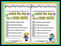 """Here is an award for those """"good"""" notes home.  Maybe you have a student that really struggles with being respectful to his/her peers.  You notice one day they are doing a terrific job with this!  Give this cute positive note to them so they can show it to their parents.  Let their parents know about their good behavior that day!  Two awards, one for boys and one for girls."""