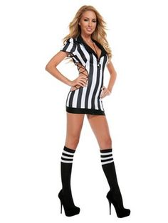 1000+ Images About Halloween Costumes On Pinterest | Sexy Halloween Costumes Referee Costume ...