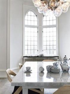 Light filled interior