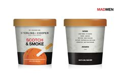This Cool Tumblr Imagines If Ad Agencies Were Ice Cream Flavors - [BONUS] SC&P - Scotch & Smoke