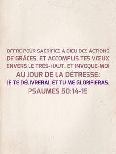 Psaume 50_14-15